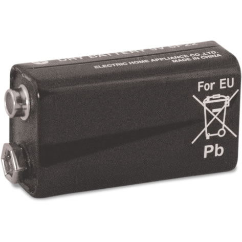 9V Battery for the Proactive Pulse Tens unit