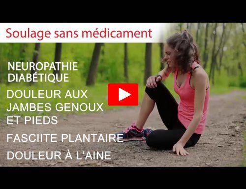 Vidéo – TENS, Appareil de physiothérapie 3-dans-1 Thera3™