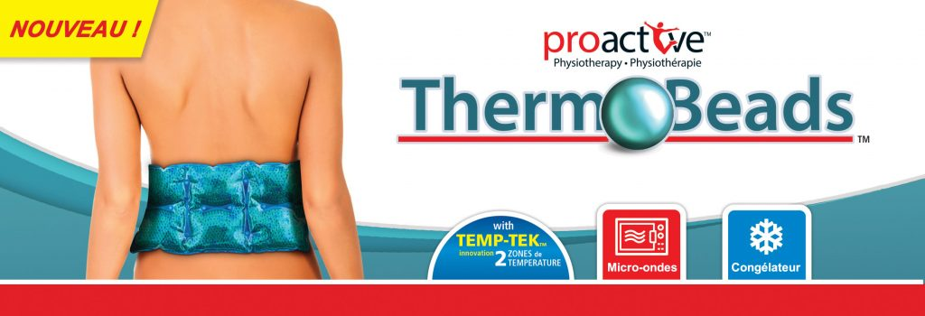 Compresses chaude et froides, Therm-O-Beads