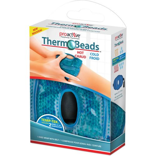 Compresse pour genou, Therm-O-Beads™