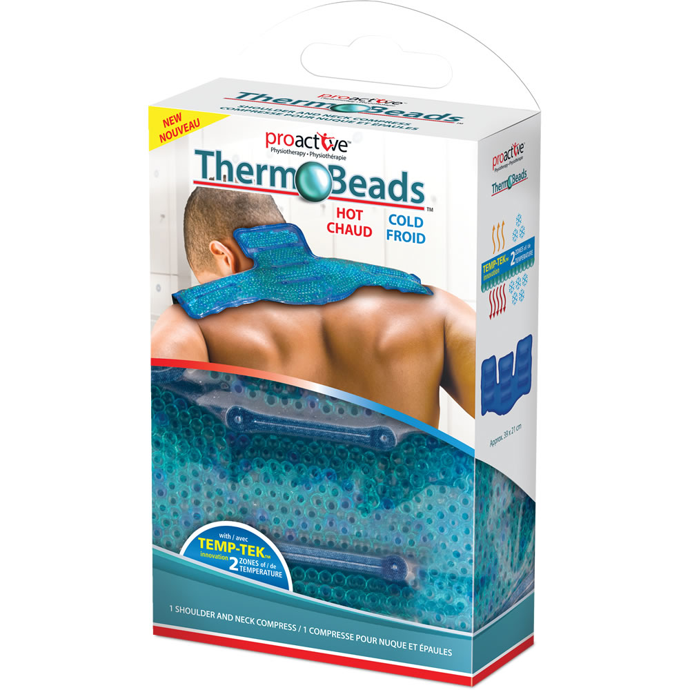 Therm-O-Beads™ Shoulder and Neck Compress