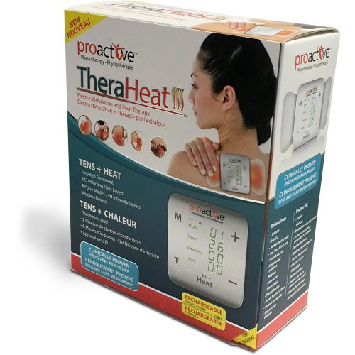 TheraHeat™ TENS and Heat