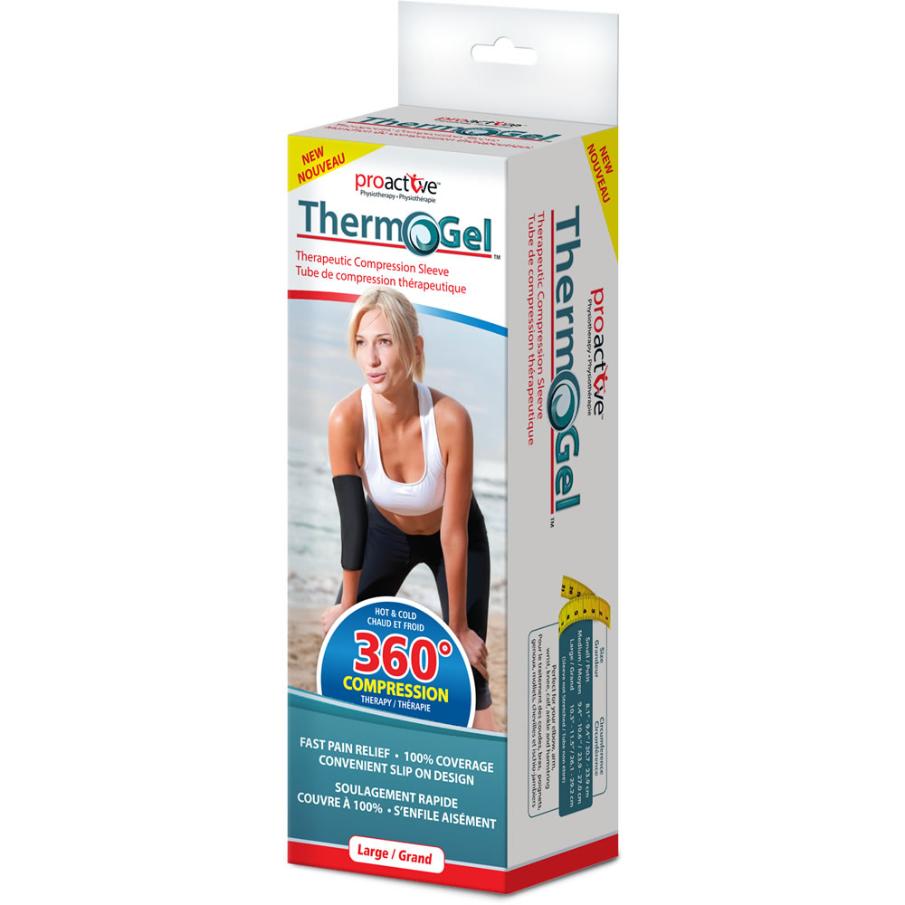 Therm-O-Gel™ Therapeutic Compression Sleeve, Large