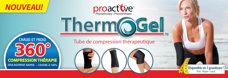 Therm-O-Gel™, Tubes de compression thérapeutique